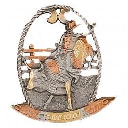 """Γραβάτα """"Bronze Bull Rodeo"""""""