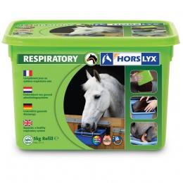 """Πλάκα Λείξεως με Βιταμίνες, """"Horslyx Respiratory"""""""