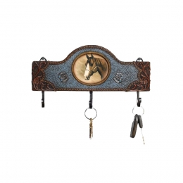 "Key Rack ""Horse Head"""