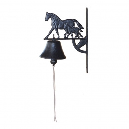 Horse & Foal Bell