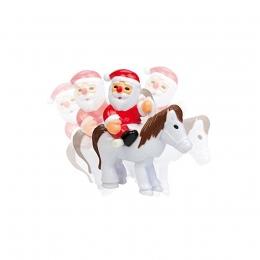 Mini Rider Santa