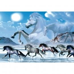 """Παζλ """"Horses"""""""