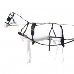 Luxury Marathon Single Harness
