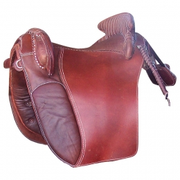 "Portugal Saddle ""Kamarguesa"""