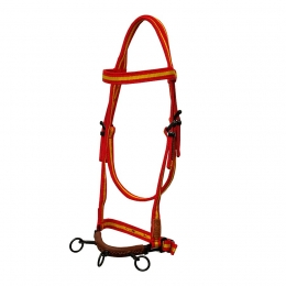 Spanish PP Bridle with Serreta, Marjoman