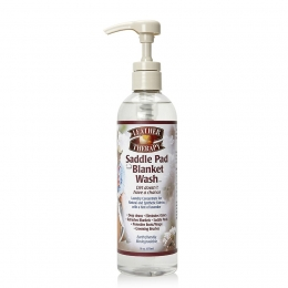 Saddle Pad and Blanket Wash LEATHER THERAPY
