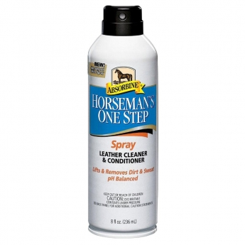 Horseman's 1 Step® Leather Spray