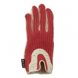 KNITTED RIDING GLOVES