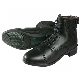 Lace up ankle (paddock) boots