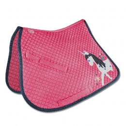 "Saddle Pad ""Unicorn"""