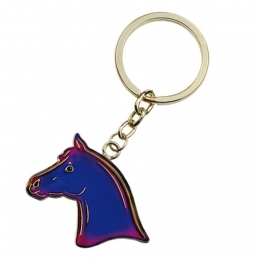 "Mood Keyring ""Horse Head"""