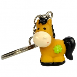 "Keyring ""Lucky Horse"""