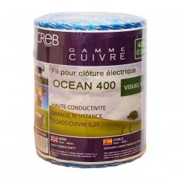 Σχοινί Ηλεκτρικής Περίφραξης OCEAN