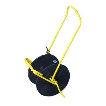 Reel with Plastic Handle