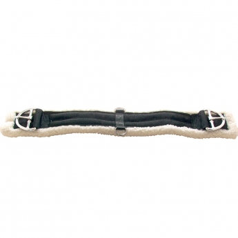Nylon Girth with Fleece