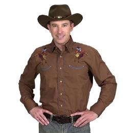 "Western Shirt ""Bullrider"""