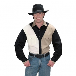 "Western Shirt ""Barrel Show"""