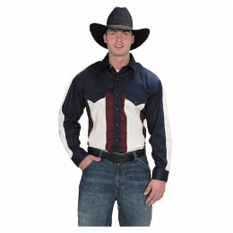 "Western Shirt ""Rodeo"""