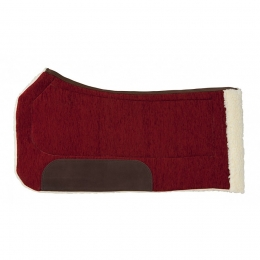 "Western Saddle Pad ""Velvet"""