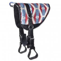 BARE-BACK RIDING PAD