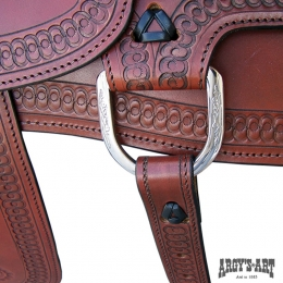 "Western Saddle ""Pleasure"""