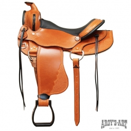 "Western Saddle ""Dimocho"""
