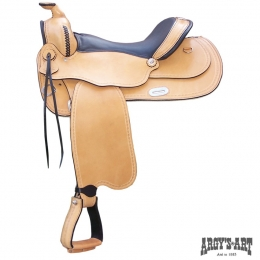"Western Saddle ""Ammos"""