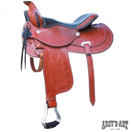 "Western Saddle ""Flex"""
