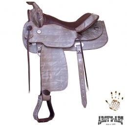 "Western Saddle ""Savanna"""