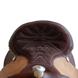"Colorado Springs ""Reno"" Western Saddle"