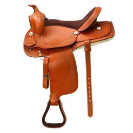 "RANDOL'S ""Wichita"" western saddle"