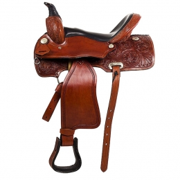 "COLORADO SPRINGS ""Cincinnati"" Western saddle"