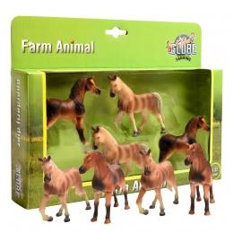 Play Set, 4 Horses