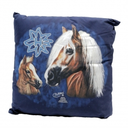 "Pillow ""Haflinger"""