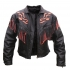 Cowhide Leather Jacket
