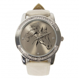 Wristwatch Horse-Head for Women