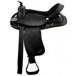 NORTON Synthetic Western Saddle
