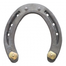 Kerckhaert Horseshoe DF with 2 Screw Studs Pair