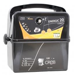 Φορητός Μηχανισμός Περίφραξης CREB 12V-1.7Joule