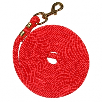 """Lead Rope with Snap Hook """"NEON"""""""