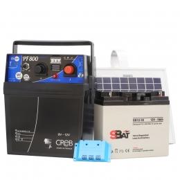 CREB Energizer PF-800 Solar