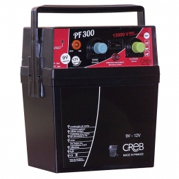 Μηχανισμός Ηλεκτρικής Περίφραξης CREB 9V/12V