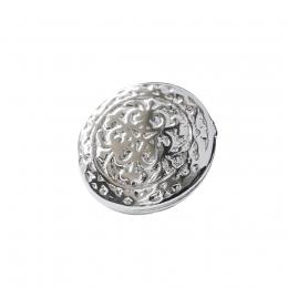 """Metal Decorative """"Round Medium"""""""