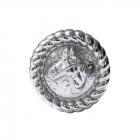 "Metal Decorative ""Round Cord Horse"""