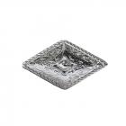 "Metal Decorative ""Rhombus Cord"""