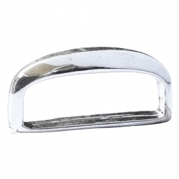 Metal Tab Oval