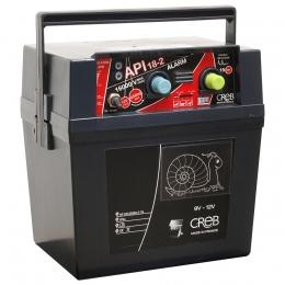 Μηχανισμός Ηλεκτρικής Περίφραξης CREB API 18-2 Alarm