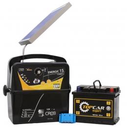 Φορητός Μηχανισμός Περίφραξης CREB 12V-1.5Joule