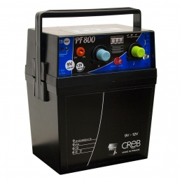 CREB Portable Energizer 9V/12V