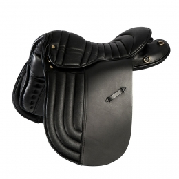 PFIFF Icelandic saddle with ribbed seat